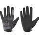 ION Path Bike Gloves grey/black